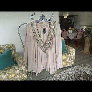 Tops - Embellished blouse